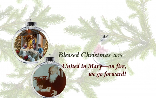 Blessed Christmas!