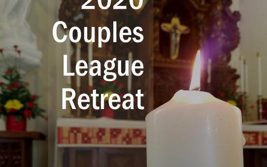 2020 Couples League Retreat