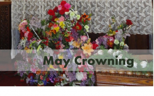 May Crowning Covenant Sunday