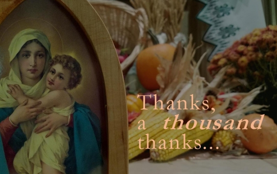 ... to all those who make Schoenstatt a beautiful place!