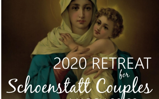 2020 Retreat for Schoenstatt Couples
