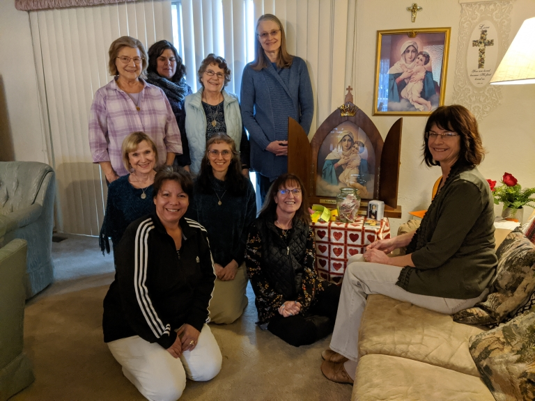 2020 Jan Hermiston Women's Retreat 1