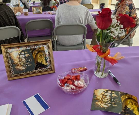 2020 Feb 29 Magnificat Day Elmhurst, Illinois 3