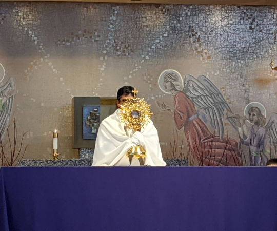 2020 Feb 29 Magnificat Day Elmhurst, Illinois 7