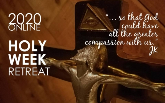 Online Holy Week Retreat
