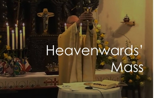 Heavenwards' Mass