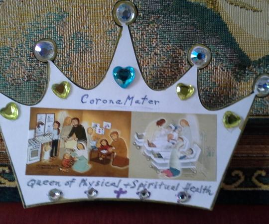 2020 Apr 15 Carol Mechler Crown