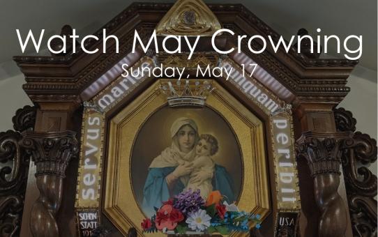 May Crowning 2020