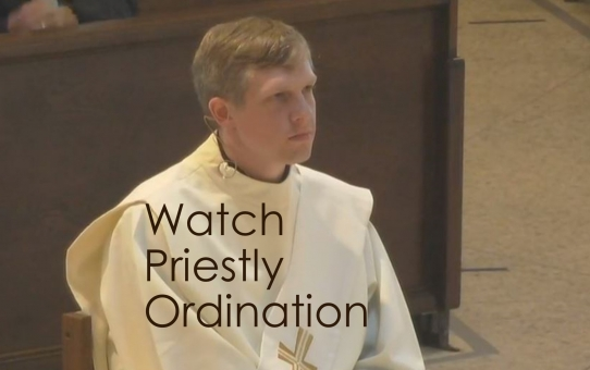 Father Jeff Roedel's Ordination